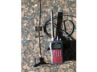 Scanner radio. Uniden USC230