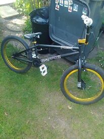 bike for sale -- a bang tidy - -VOODOO MALICE BMX --