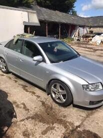 Audi A4 2.5 tdi v6 breaking