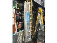 3 pc ladder 6 mtr
