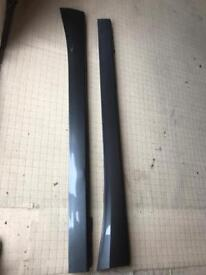 BMW 1 Series F20 sports side skirt
