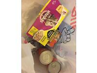 Cat food FREE