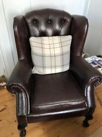 Delcor Wingback Chair
