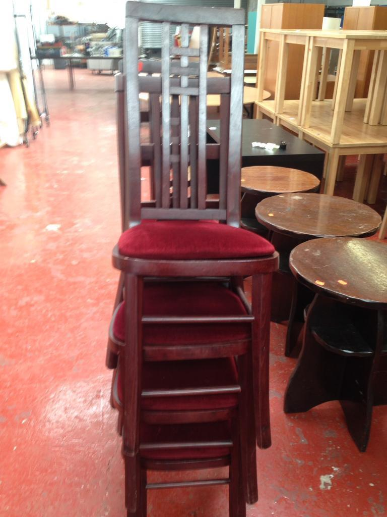 Chairs stacking restaurant pubin Marton in Cleveland, North YorkshireGumtree - Chairs 50 in total come from a restaurant Ideal for pubs clubs restaurant and moreThese are quality chairs £15 each or buy all 50 at £10 each eachI can deliver for extra cost