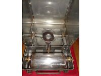 EXTREMELY RARE & SOUGHT AFTER .DIESEL COOKER/CAMPING STOVE..