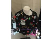 Christmas jumper size medium