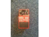 Boss loop station pedal rc-3