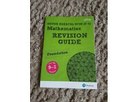 Various GCSE study guides brand new £2 each