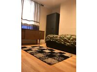 Double room in a 3 bedroom house ( only 3 poeple )