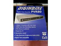 Digihome freeview recorder box pvr80