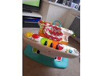 Fisher Price 4 in 1 Activity Piano