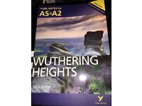 York Notes for AS&A2 - Wuthering Heights Revision Guide