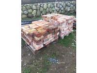 Belfast reclaimed brick 430no.