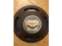 "WGS G10 Veteran American series guitar speakers 10"" X4"
