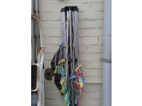 of the wall outdoor airer
