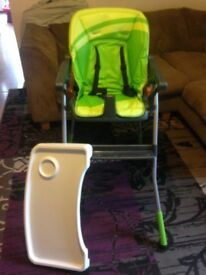 Tommie tipped steam steriliser £25 mumijumi bottlesx6 60 brand new, high chair £10 bumbo £10