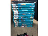 Wii U console with 13 games and loads of extras