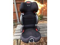 """Silver Cross """"Navigator"""" Car Safety Seat. Cat 2/3. Suit approx 4 - 11 years. (15 - 36Kg)"""