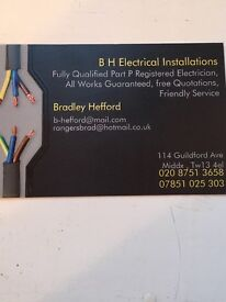 BH Electrical Installations