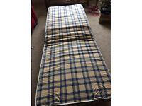 Jay b folding bed hardly used