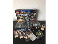 New Lego DC superman 76003 battle of smallville