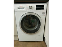 Bosch WVG30461GB Freestanding Washer Dryer, 8kg Wash/5kg Dry Load, A Energy Rating, 15mth warranty
