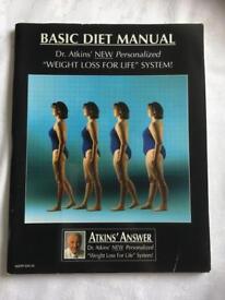 Dr Atkins book