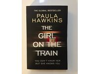 Book: Paula Hawkins: The Girl On The Train