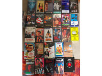 Amazing collection of classic films on VHS & DVD - Job lot plus Twin Peaks box set!