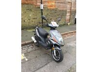 **2010 ZNEN FLASH 50CC NEW MOT** ONLY £550