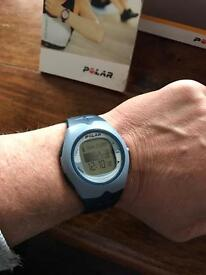 Polar F6 Fitness Heart Rate Monitor Watch & Strap