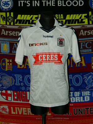 4.5/5 Aarhus adults XL 2006 home football shirt jersey trikot soccer image