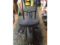 Cross trainer 2in1 elliptical trainer