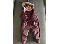 Ted baker baby snow suit