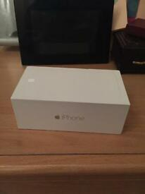 iPhone 6 only box