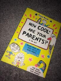 Francoiz Bouchers How Cool Are Your Parents book