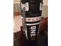 Punching bag *new*