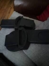 Mamas and papas car seat adapters