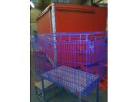 Dog large cage