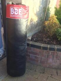 Boxing Bag and Mitts