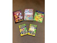 Pokemon Handbook & Activity Books