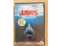 Jaws 1-4 DVD collection