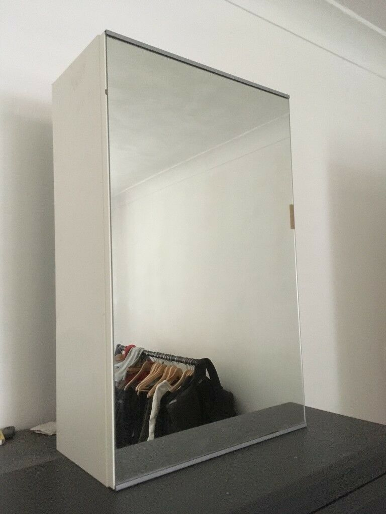 Ikea Mirror Bathroom Wall Cabinet LillÅngen 1 Door In Crystal Palace London Gumtree