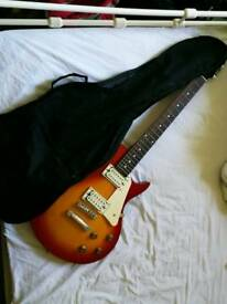 Encore Electric Guitar & Rockburn Amp