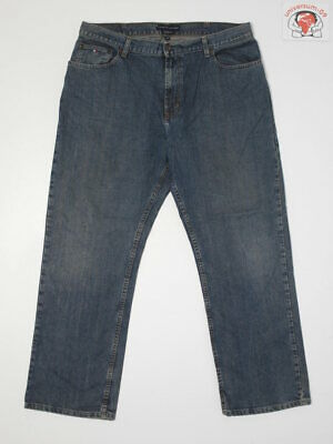 T.H.D Tommy Hilfiger RELAXED FIT 38x32 W38 L32 Denim Jeans STRAiGHT LEG Herren (Tommy Hilfiger Jeans Relaxed Fit)