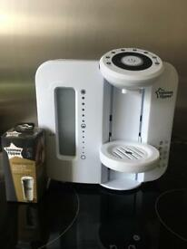 Tommee Tippee Prep Machine and New Filter