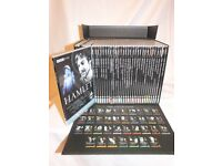 Box set of complete works of Shakespere