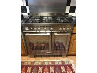 BAUMATIC BCG925ss RANGE COOKER (Gas hob & oven)