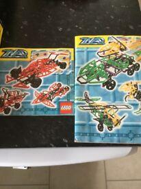 Lego bionicles x 2