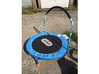 Toddler small trampoline